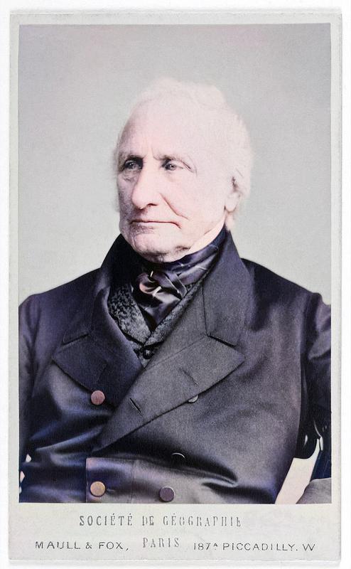 Sir Edward Sabine (1788 - 1883)