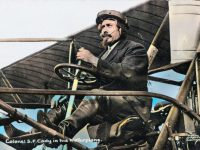 Wildwest Showman Samuel Cody and the First Flight in England