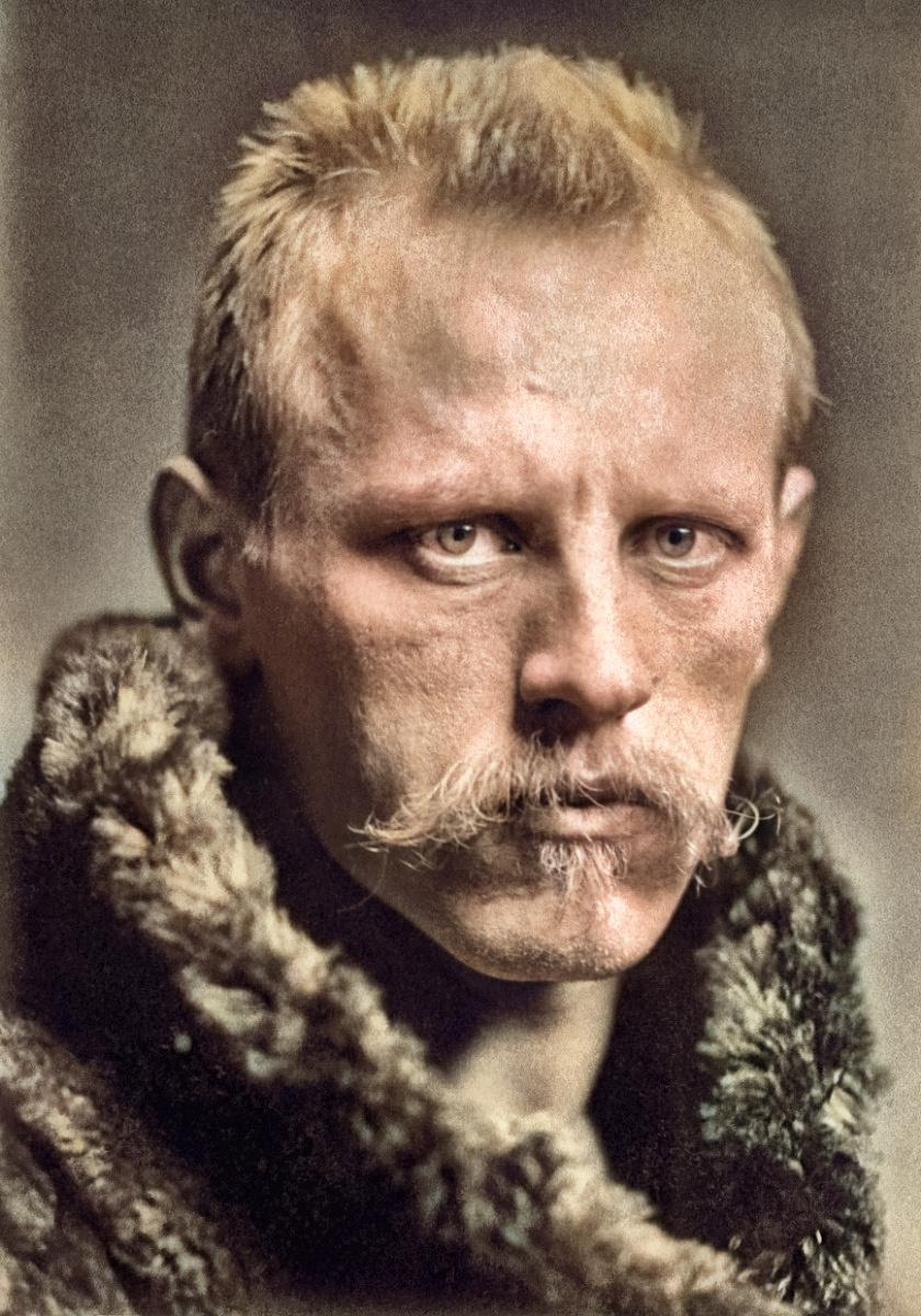 Fridtjof Nansen (1861-1930)
