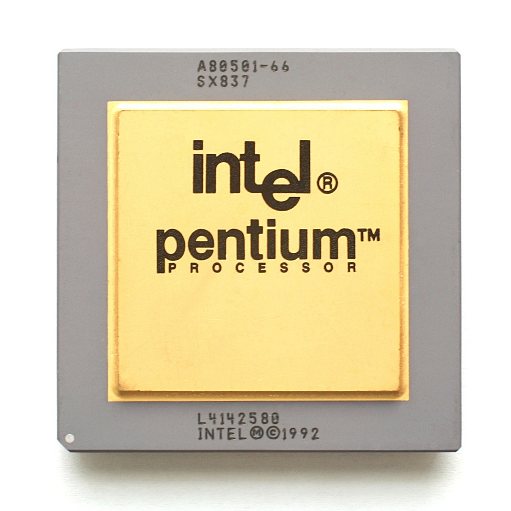 pentium 1 history and specifications Mobile intel® pentium® ii processor specification update release date: product to deviate from published specifications revision history.