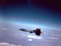 Reaching the edge of outer space – the X-15 Rocket Plane