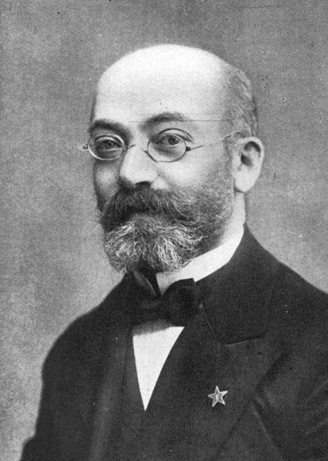 Ludwik Lejzer Zamenhof (1859-1917)