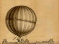 Jacques Charles and the Hydrogen Balloon