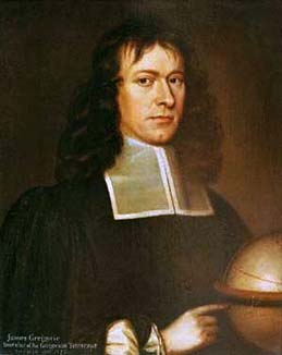 James Gregory (1638-1675)
