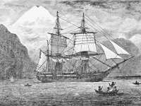 The second Voyage of the HMS Beagle