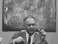 Astronomer Gerard Kuiper