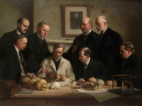 The Famous Forgery of the Piltdown Man