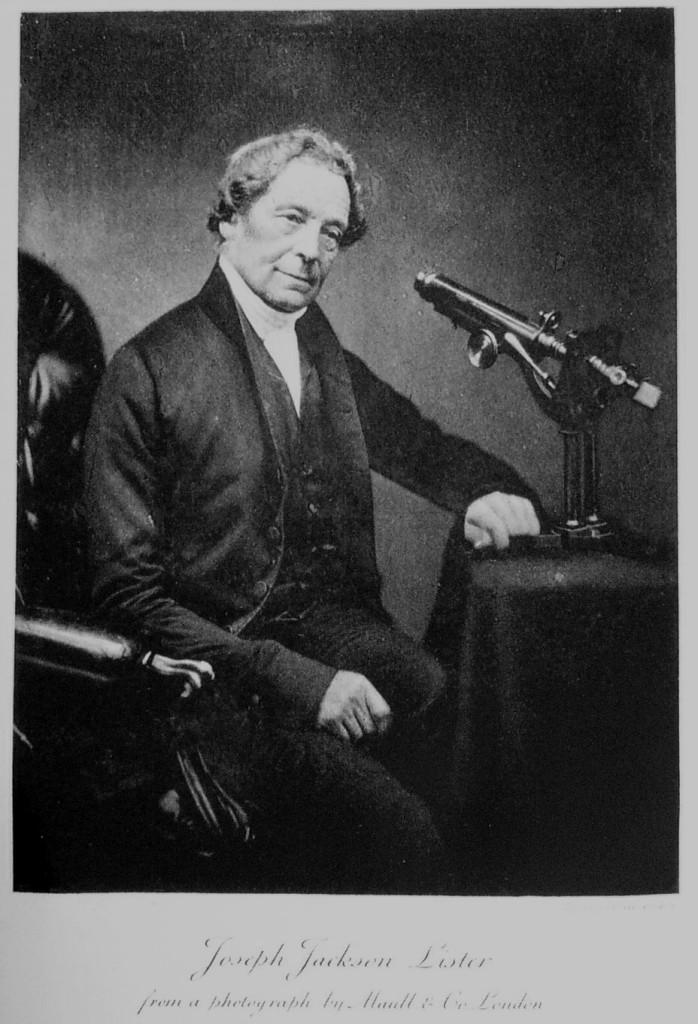 Joseph Lister (1827-1912)