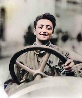 Enzo Ferrari (1898-1988)