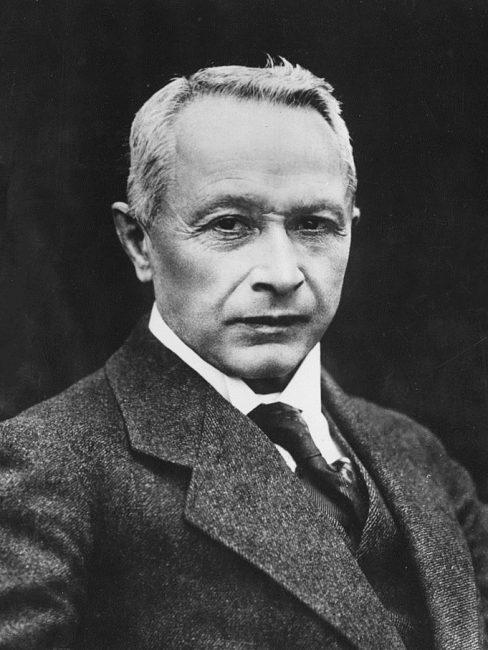 Hugo Junkers (1859-1935)