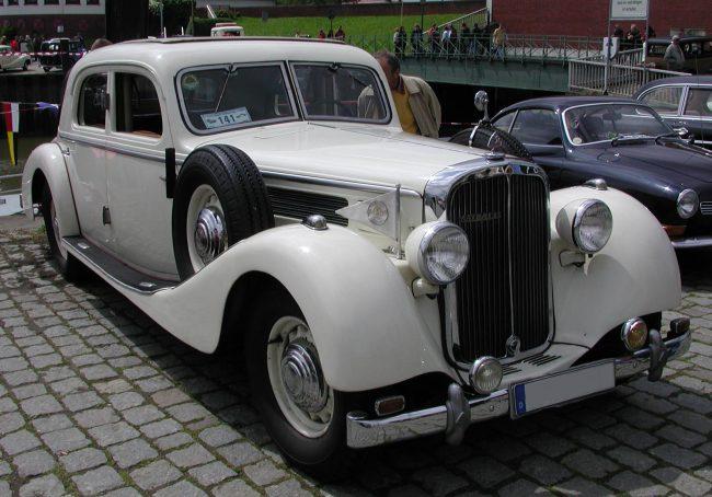 Maybach SW 42, 1939