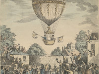 James Sadler – the First English Aeronaut