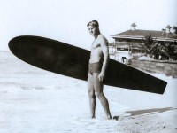 Tom Blake revolutionizes the Surf Sport