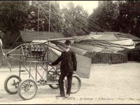 Romanian Flight Pioneer Trajan Vuia and his Flying Machines