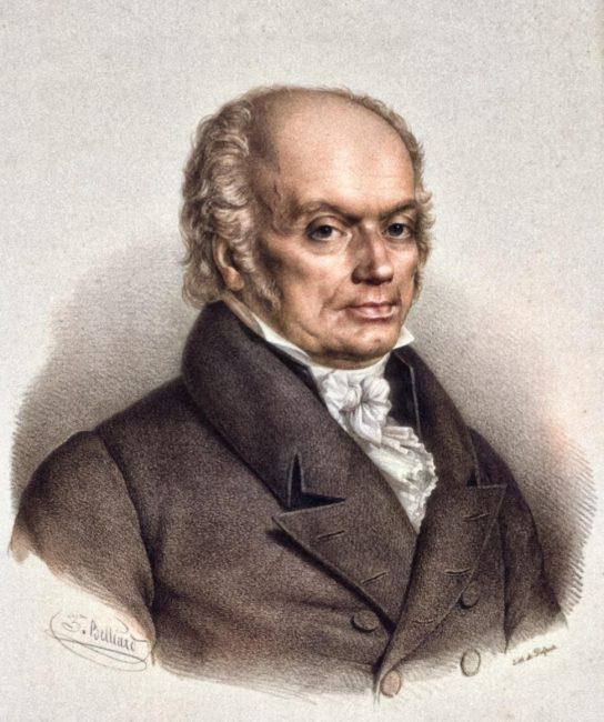 Franz Josef Gall (9 March 1758 – 22 August 1828)