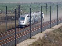 TGV V150 – The 'Flying' Train