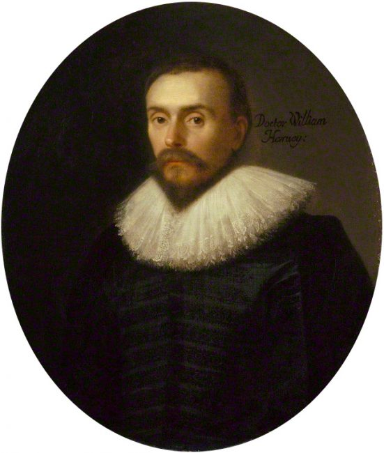 William Harvey (1 April 1578 – 3 June 1657)