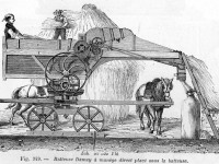 Andrew Meikle and the Threshing Machine