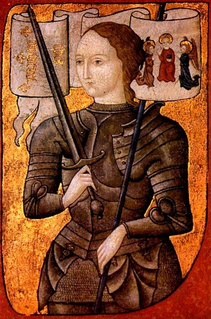 Jean of Arc (1412-1431)