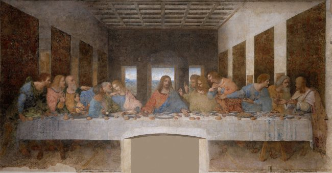 The Last Supper (1495-1498)