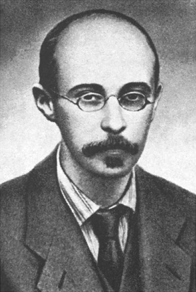 Alexander Friedmann (1888-1925)