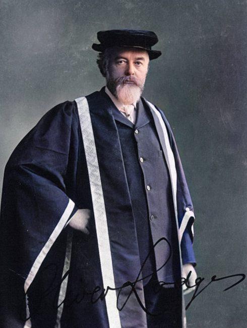 Oliver Lodge (1851-1940)