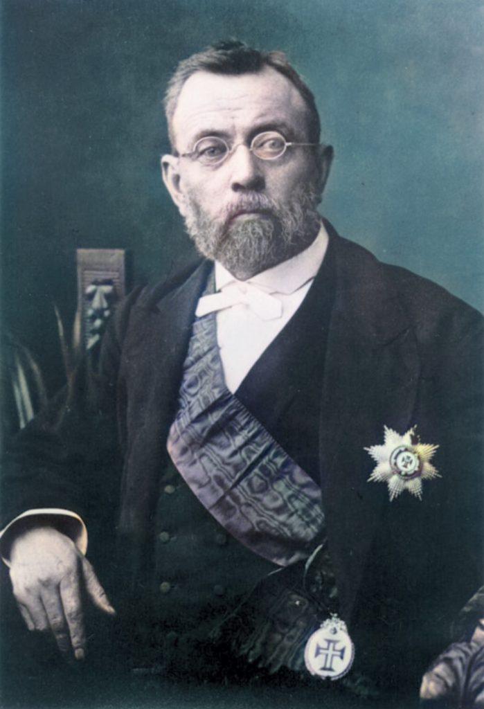 Ferdinand von Mueller (1825-1896)