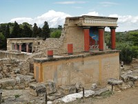 Arthur Evans and the Palace of Knossos
