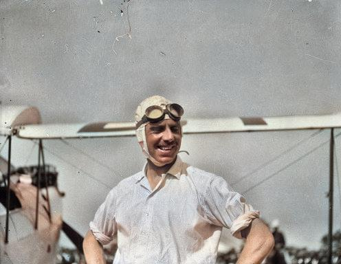 Geoffrey de Havilland (1882-1965)