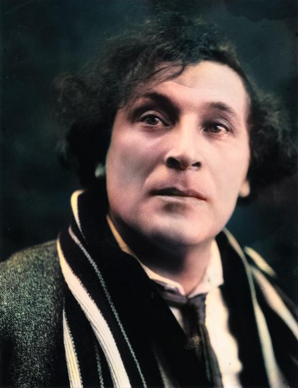 Marc Chagall (1887-1985) by Pierre Choumoff