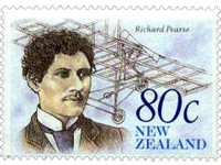 New Zealand's Aviation Pioneer Richard Pearse