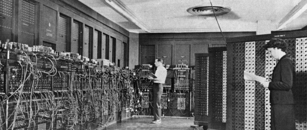 John William Mauchly and the Electronic Computer