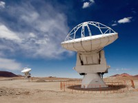 ALMA – the largest and most expensive ground-based astronomical project