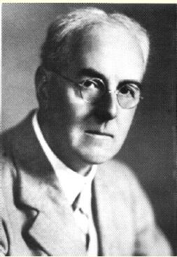 Lewis Fry Richardson (1881 - 1953)
