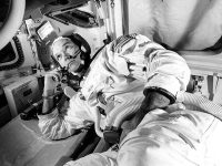 Michael Collins – Command Module Pilot of Apollo 11