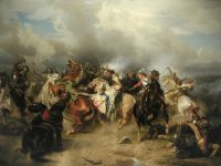 The Battle of Lützen and the Death of the Swedish King Gustavus Adolphus