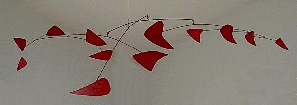 The Mobiles Of Alexander Calder Scihi Blogscihi Blog
