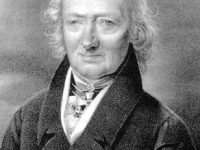 Johann Elert Bode and the Titius-Bode Law