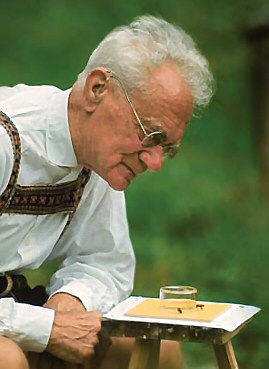 Karl von Frisch and the Dancing Bees - SciHi Blog
