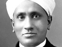 C. V. Raman and the Raman Effect