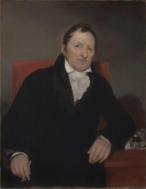 Eli Whitney (December 8, 1765 – January 8, 1825)