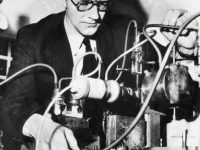 Maurice WIlkins and the DNA