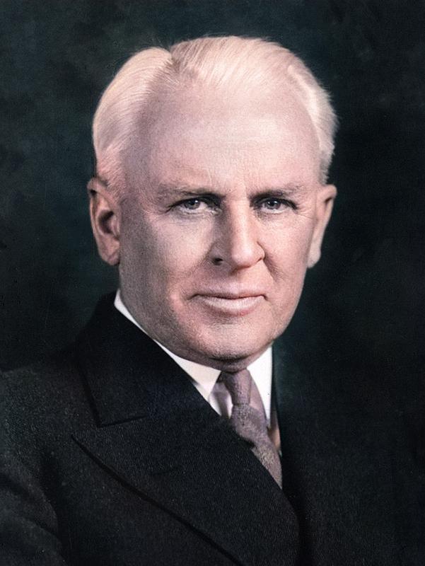 Robert Millikan (1868-1953)