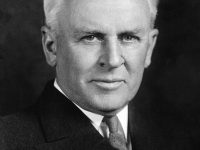 Robert Millikan and the Millikan experiment
