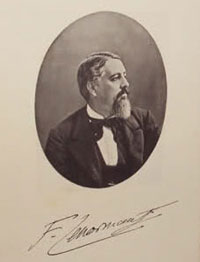 François Lenormant, (1837 - 1883) french archaeologist, numismatist and assyriologist
