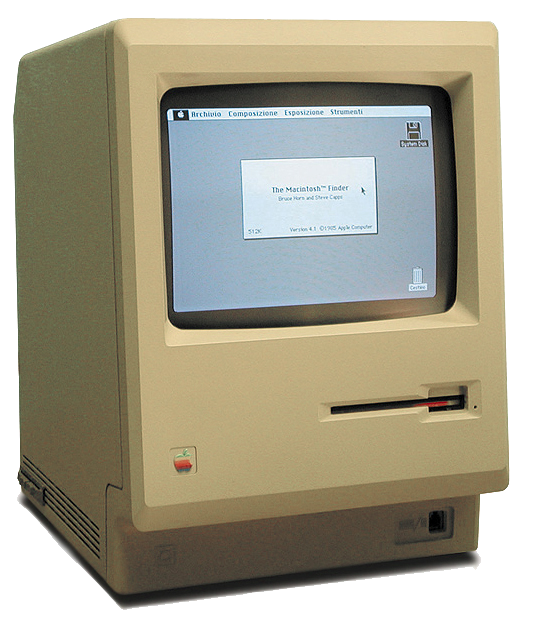 The Apple Macintosh (1984)