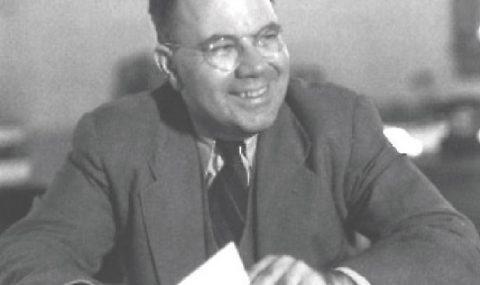Nuclear Physicist Edward Condon