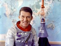 Walter Schirra – the only Man to fly Mercury, Gemini and Apollo