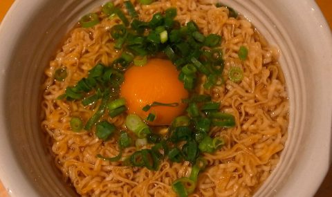 Momofuku Ando and the Noodles