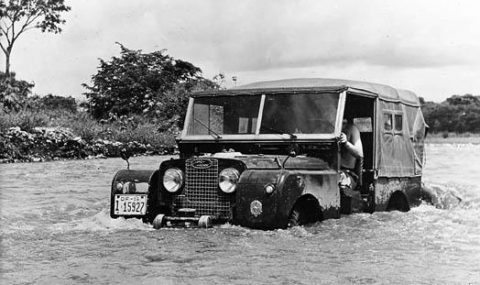 Land Rover and the Series to remember